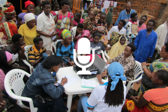 Peacebuilding in Africa – civil society's role in promoting sustainable peace (WP1525)