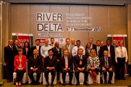 Participants at our conference in Bangkok, November 2013