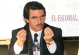 HE José María Aznar López, Prime Minister of Spain, speaks at Wilton Park's first conference held in Spain in 2002.