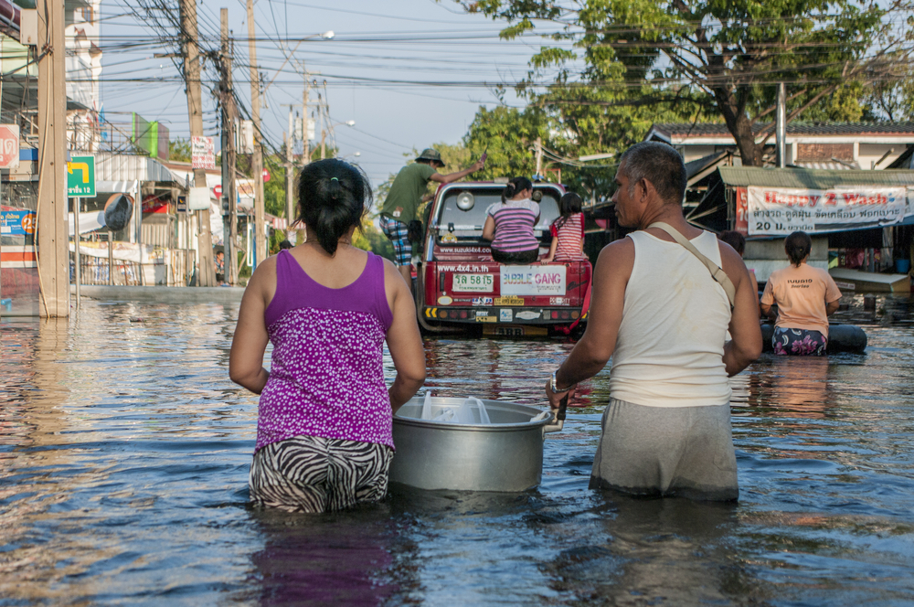 Disaster prevention, preparedness and response in Southeast Asia: maximising a gender-inclusive approach (WP1371)