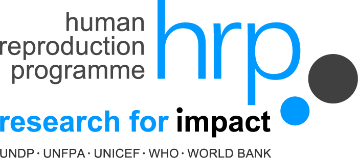 Human Reproduction Programme (HRP)