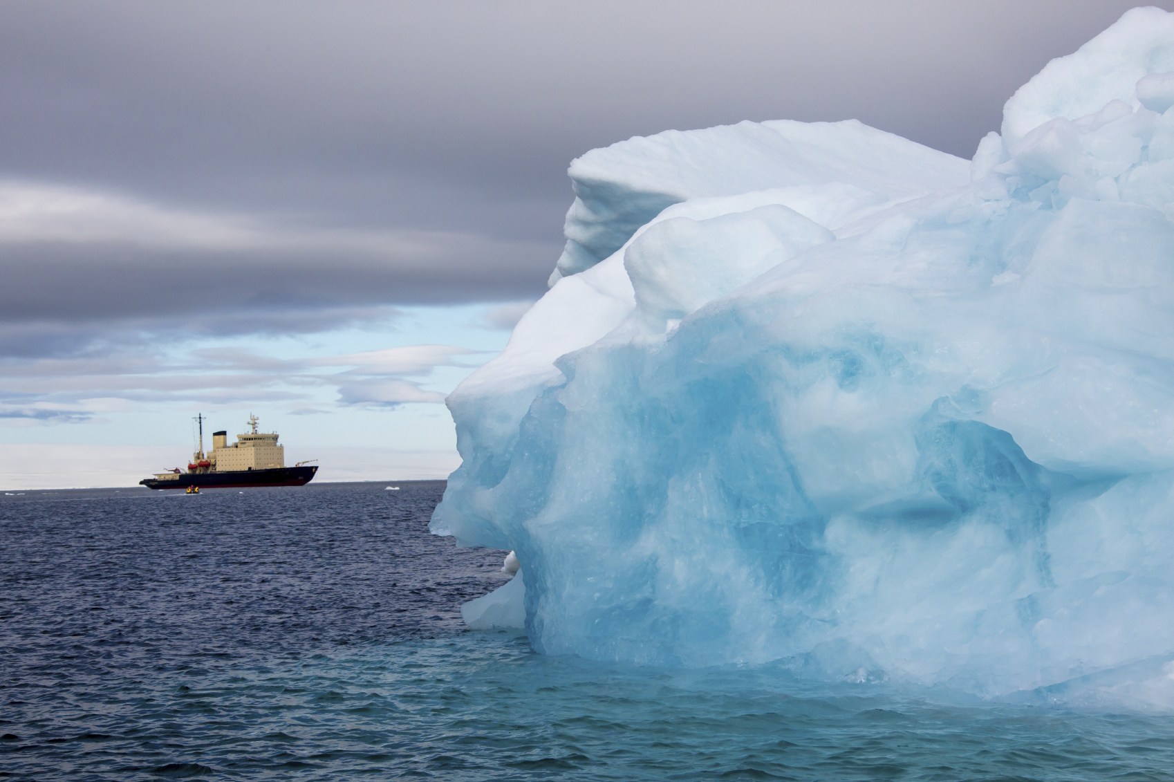 The Arctic in 2045: a long-term vision (WP1453)