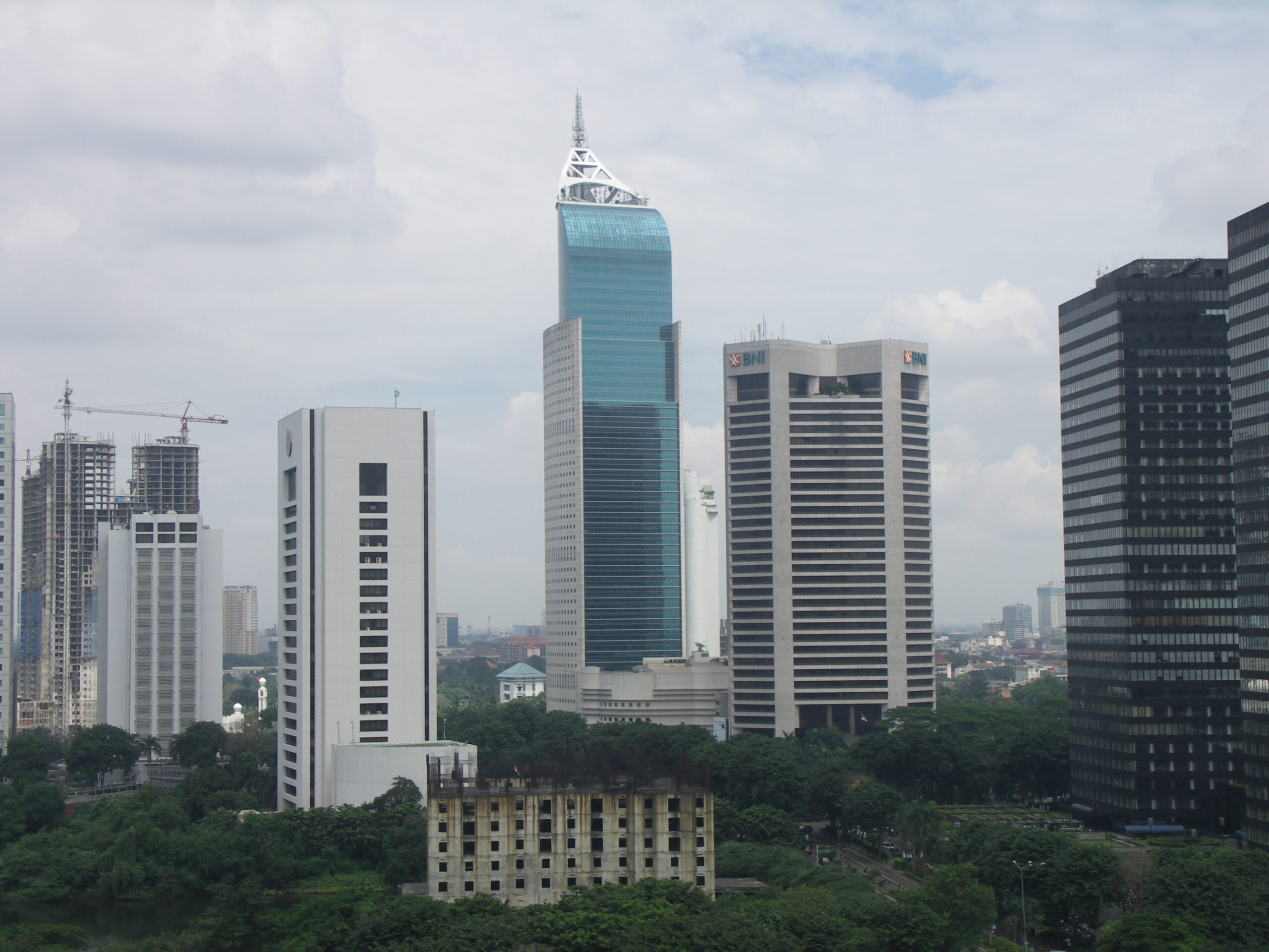 Indonesia's economic development: contributing to a sustainable growth pattern [WP1152]