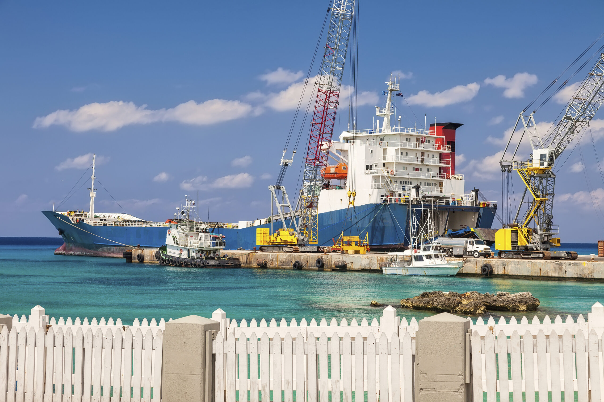 Strengthening strategic trade controls in the Caribbean: preventing WMD proliferation and safeguarding borders (WP1505)