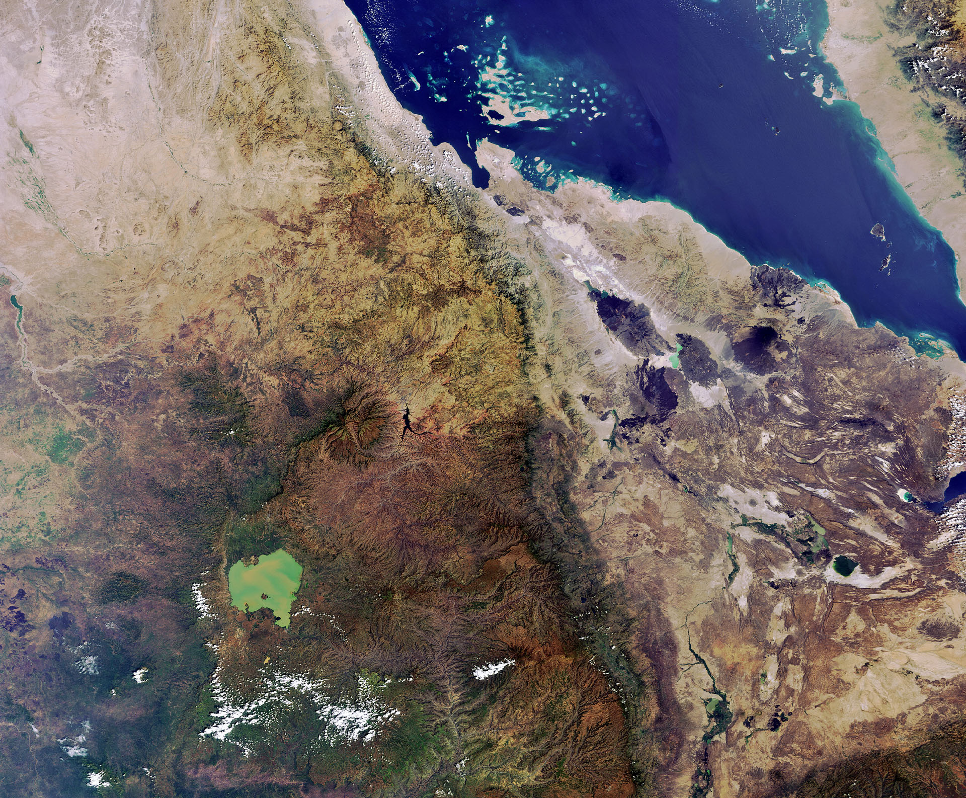 Strengthening technological capacities and information access for improving disaster risk reduction in the Horn of Africa (WP1283)