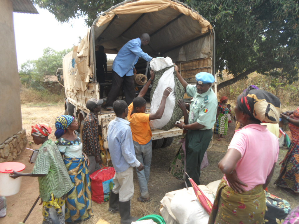Peacebuilding in Africa: developing African approaches (WP1417)