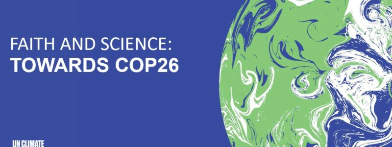 Logo of UN Climate Change Conference UK 2021