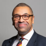 James Cleverly, Minister of State, Foreign, Commonwealth and Development Office, cited our work in the House of Commons 19 October 2020