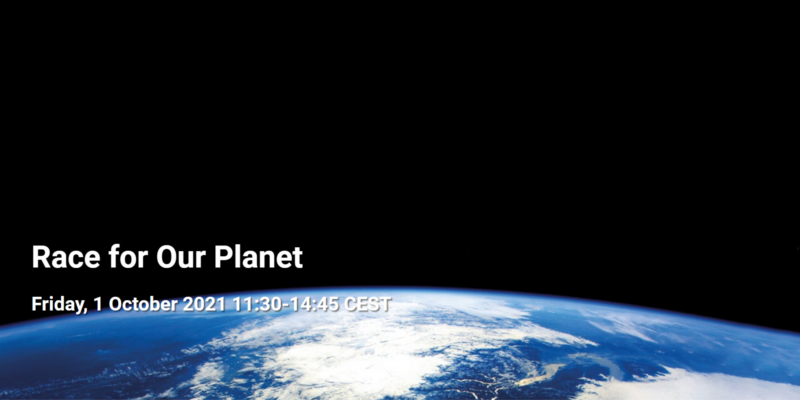 Race for our Planet earth