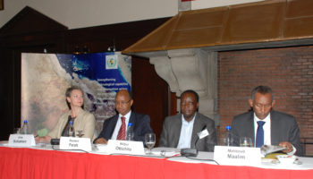 Wilton Park working with IGAD in Kenya