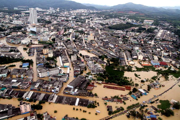 Urban risks: moving from humanitarian responses to disaster prevention [WP1059]