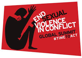 End Sexual Violence in Conflict: Global Summit