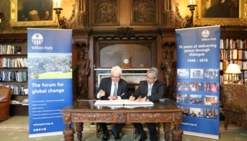 Partnership renewal between Wilton Park and Indonesian Ministry of Foreign Affairs