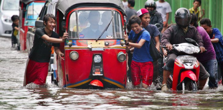 Using science better to reduce the risk of disasters