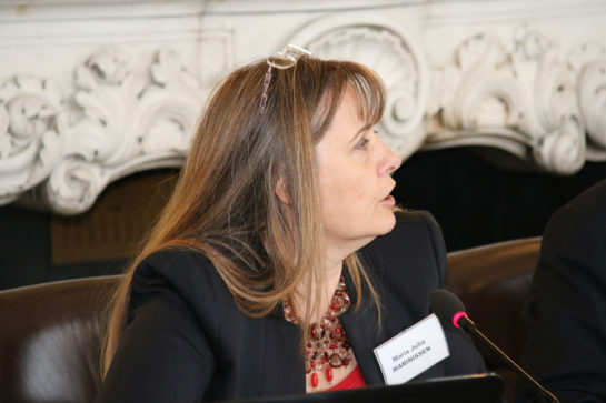 Maria Julia Marinissen, Director, Division of International Health Security, Office of the Assistant Secretary for Preparedness and Response, United States Department of Health and Human Services, Washington DC