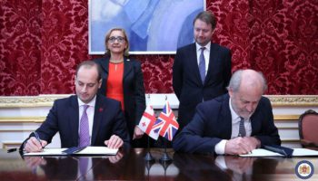 Memorandum of Understanding between Wilton Park and the Ministry of Foreign Affairs of Georgia