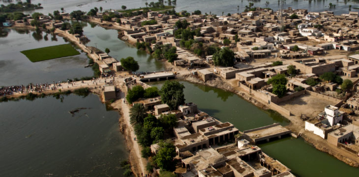 Pakistan floods appeal - how you can help