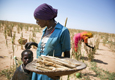 Protecting women in rural areas