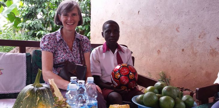 From MDGs to SDGs – seeing the transition through the eyes of a child in rural Uganda