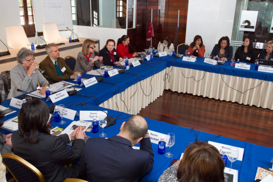 Positive Voices ring out from Cordoba for women in the Arab world