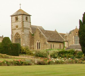 St Mary's church, Wiston