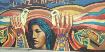 Turbulence in peace processes: what next for Colombia? (WP1533)