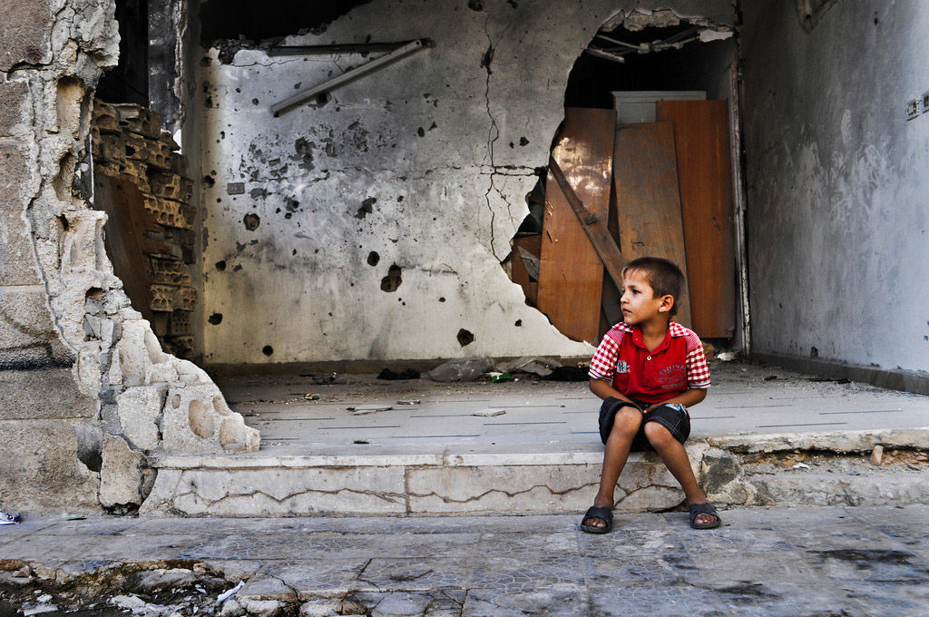Syria: engaging with local actors to increase humanitarian outreach (WP1384)