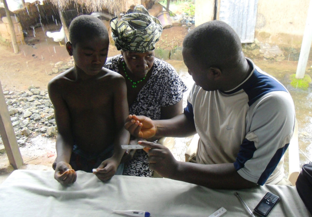 (Re)Building health systems in West Africa: what role for ICT and mobile technologies? (WP1409)