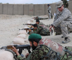capacity building, military, EU, NATO, security, Afghanistan,
