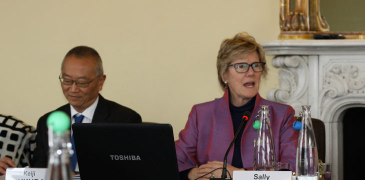 Professor Dame Sally Davies, AMR, antibiotics, antimicrobial resistance, drugs, health, medicine,