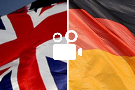 What does Europe mean to the UK and Germany now?