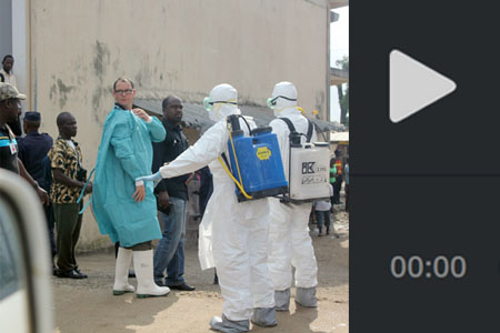 Ebola – lessons learned from the last outbreak (WP1496)