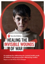 Dealing with the mental health needs of children and adolescents affected by conflict (WP1581)
