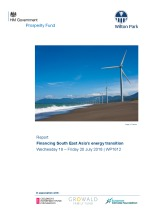 Financing South East Asia's energy transition (WP1612)