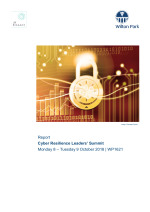 Cyber Resilience Leaders' Summit (WP1621)