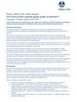 thumbnail of WP1766 Future of Aid virtual dialogue one report