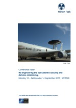 Re-engineering the transatlantic security and defence relationship [WP1129]