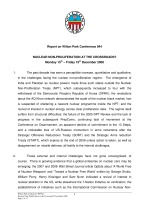Nuclear non-proliferation at the crossroads? [WP944]